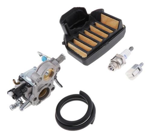 Imagen 1 de 10 de Kit Carburador Para Husqvarna 455 460