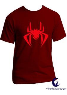 Camisa Estampada Películas Spider-man
