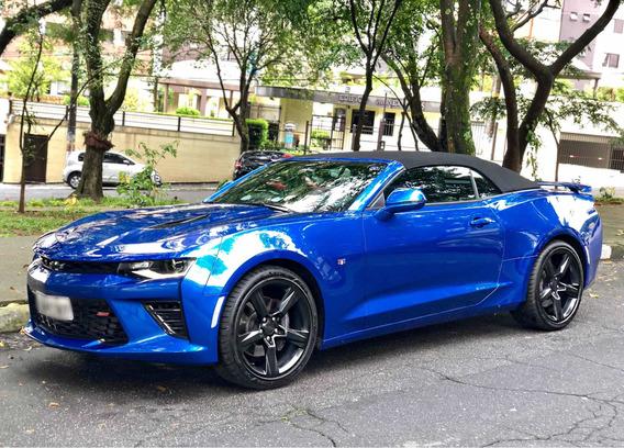 Chevrolet Camaro 6.2 V8 Ss 2p Conversível 2017