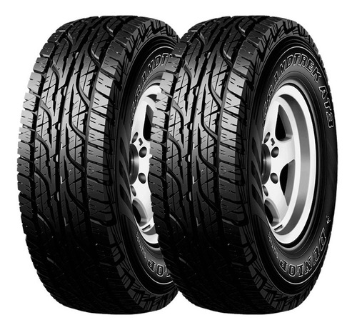Kit 2 Neumaticos Dunlop At3 245 70 R16 Radial A/t Cavallino