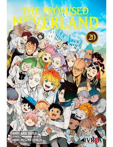 Manga - The Promised Neverland 20 - Xion Store