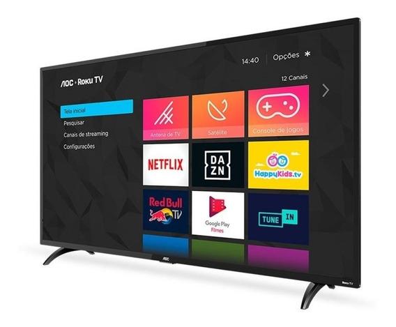 Smart Tv Aoc 32 Led 32s5195/78 Wi-fi Hdmi Usb Conversor