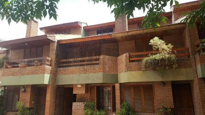 Alquiler Casa En San Bernardo / Triplex De Categoria Tv Cabl