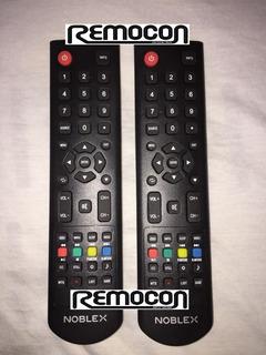 Control Remoto Noblex Original 100% Lcd Led Smart Pld