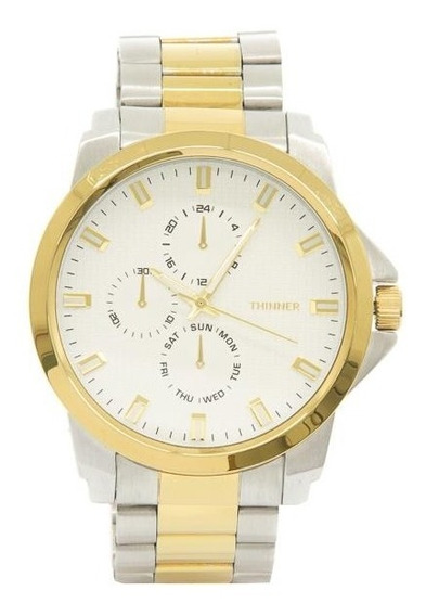 Reloj Thinner 1480 Plateado