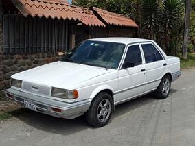 Nissan Sentra B12 Año 89