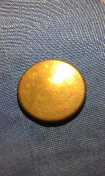 Moneda De 10 Ctvos Con Falla. Sin Cara D 1 Lado