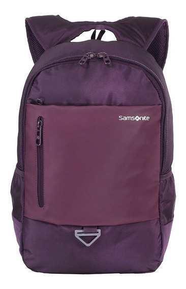 Mochila Rock Violeta Samsonite