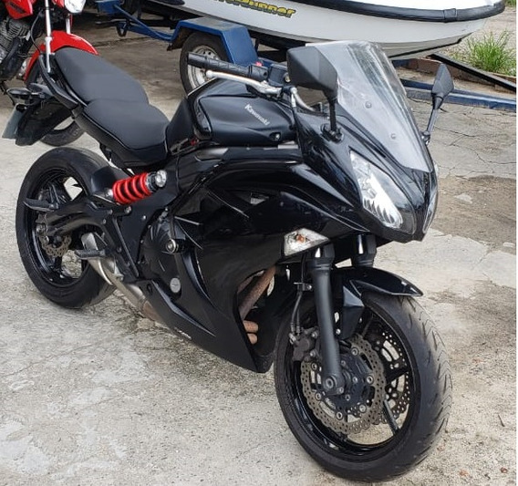 Kawasaki Ninja ¨650 R