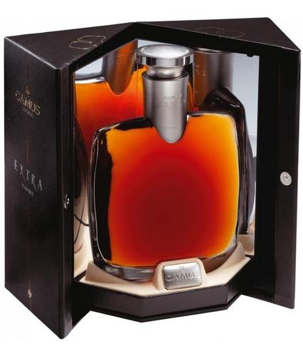 Imagen 1 de 8 de Cognac Frances Camus Extra Elegance  700ml En Estuche