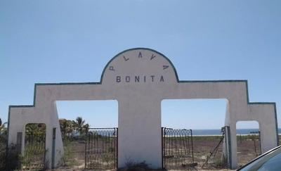 Elias Calles Beachfront Playa Bonita, Pacific