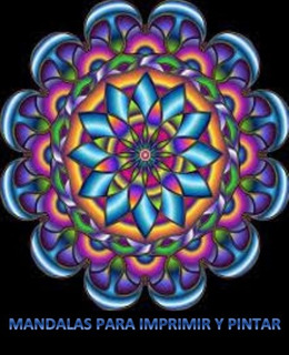 Mandalas Para Imprimir Y Colorear Más De 100 Mandalas