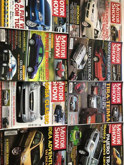 16 Revistas Motor Show