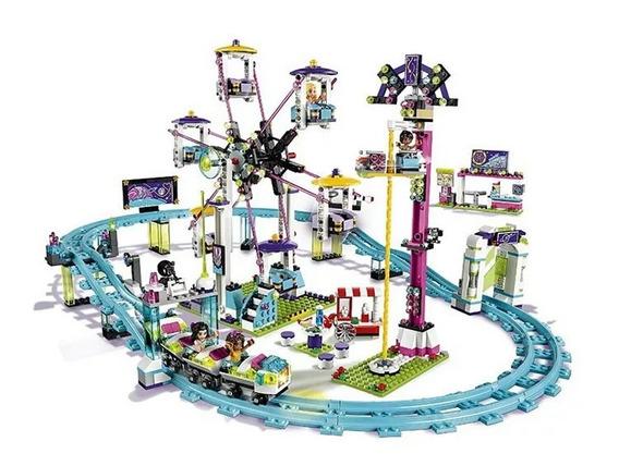 Blocos De Montar Feminino 100% Compativel Com Lego