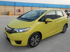 Honda Fit Hit Cvt 2016 Seminuevos