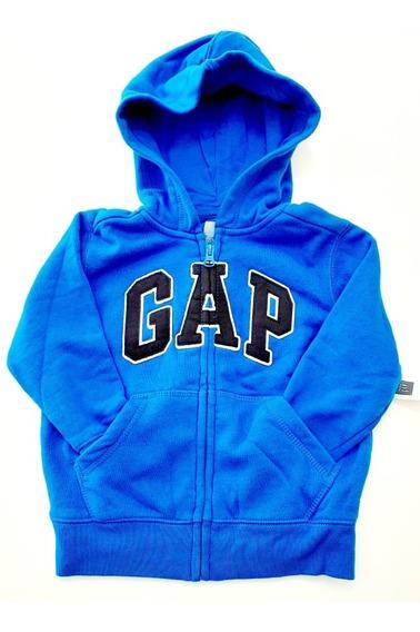 Chamarra Baby Gap Azul
