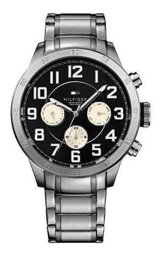 Relógio Masculino Tommy Hilfiger 1791077 - Raridade!