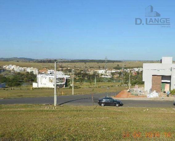 Terreno Residencial À Venda, Loteamento Parque Dos Alecrins, Campinas. - Te3515