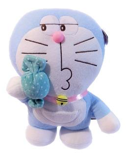 Gato Doraemon Volador Peluche 25 cm