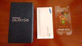 Caja Vacia Para Samsung Galaxy S3