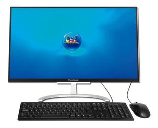Pc All In One Aio Viewsonic 2381 Intel I5 8250u 8gb 1tb Ctas