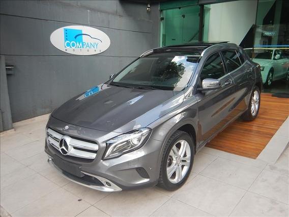 Mercedes-benz Gla 200 Gla 200 Enduro 2017 Cinza C/ 38 Mil Km