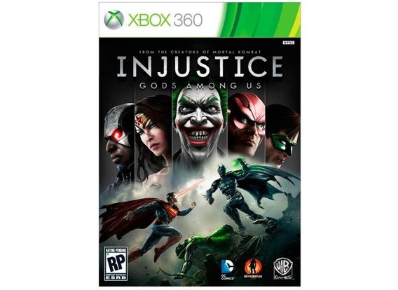 Injustice: Gods Among Us Xbox 360 Midia Digital