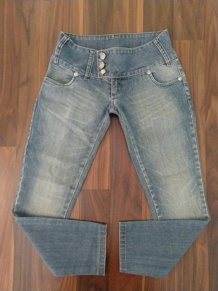 Calça Jeans Feminina Planet Girls 38 Skinny Original Oferta