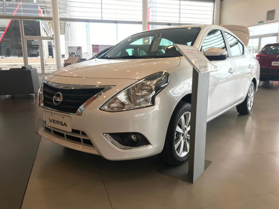 Nissan Versa 1.6 Advance Manual Cadenero