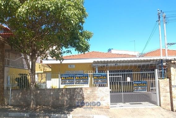 Casa Térrea 3 Dormitórios - Vila Galvão! - 01716-2