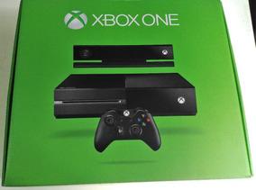Xbox One Com Kinect Completo + Frete Gratis