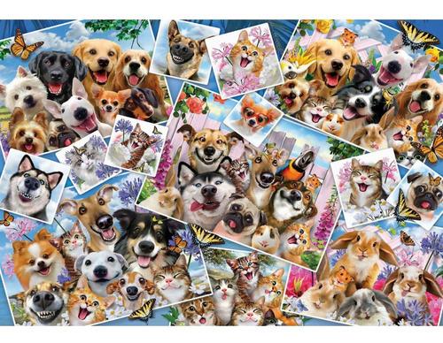 Rompecabezas Anatolian X 2000 Piezas - Selfies De Mascotas