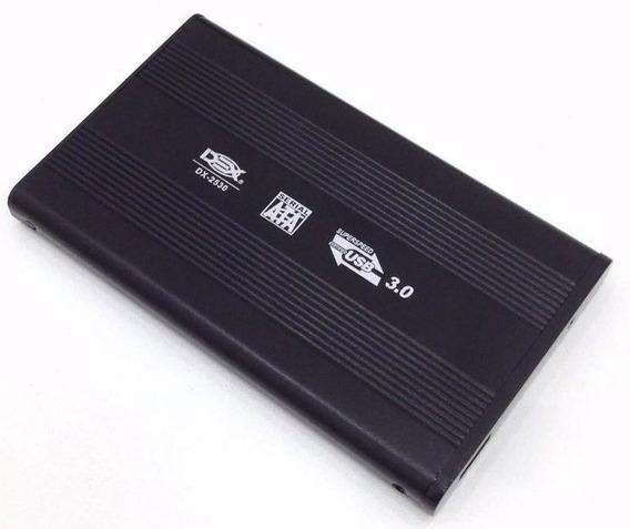 Case 3.0 Gaveta Externa Hd Sata 2,5 Ssd Xbox One Ps4 100% Nf