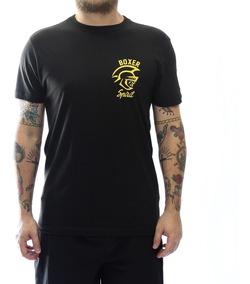 Camiseta Pretorian Boxer Spirit Preta