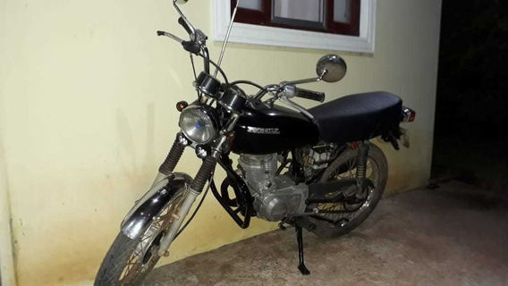 Honda Cg 125 Ml.