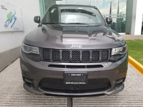 Jeep Grand Cherokee Srt-8 Aut 2017 De Venta En Agencia