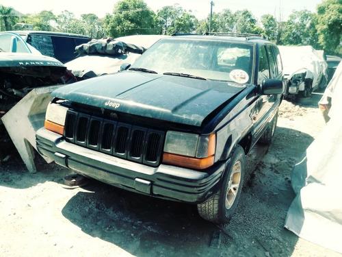 Jeep Grand Cherokee 5.2 V8 Limited Lx 5p 1998