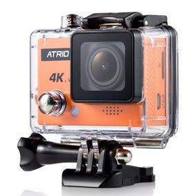 Câmera De Ação Atrio Fullsport Cam 4k Dc185 Em Até 12x S/j