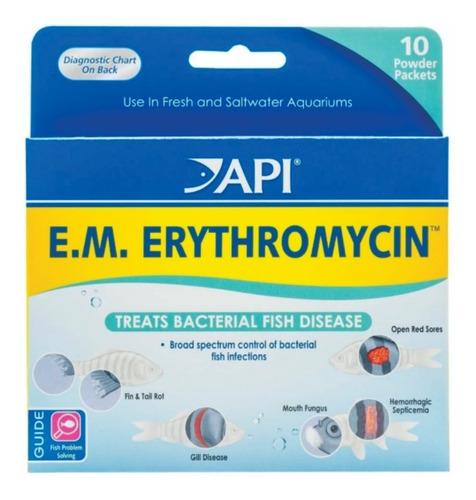 Api E.m. Erythromycin Polvo 10 Sob - Unidad a $5980