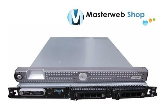 Servidor 1950 Dell - 2x Quad - 32gb - 1 Terabyte De Hd