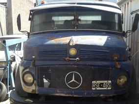 Vendo Camión Mercedes Benz 1114