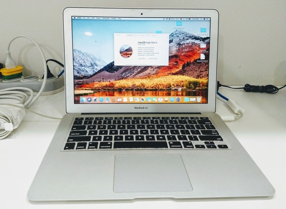 Macbook Air 13.3 2011 Intel Core I5 4gb 128 Ssd