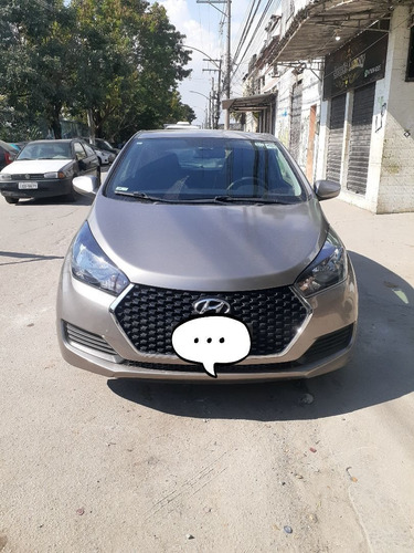 Imagem 1 de 6 de Hyundai Hb20 2019 1.0 Unique Flex 5p