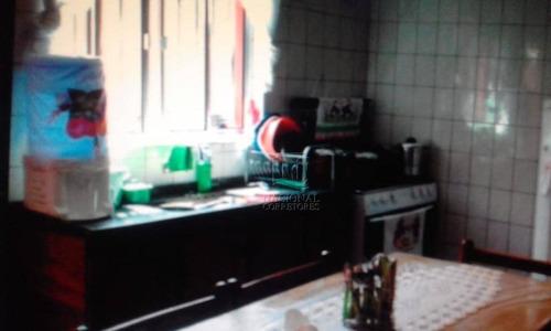 Imagem 1 de 20 de Casa Com 3 Dormitórios À Venda, 168 M² Por R$ 360.000,00 - Cidade São Jorge - Santo André/sp - Ca2940