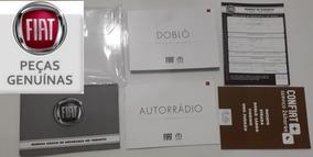 Manuais Do Fiat Doblo 2018/2019/2020 Completo Novo
