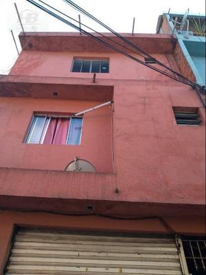 Sobrado Residencial À Venda, Aliança, Osasco. - So0284