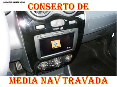 Media Nav Central Multimídia Consertos