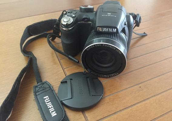 Câmera Semi Profissional Fujifilm S3300 Com Bag
