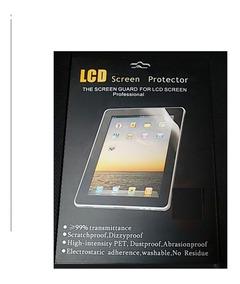 10 Película Tablet Motorola Xoom 2 8.2 Poleg 21cm X 13.4cm