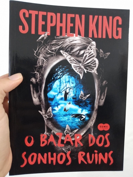 Bazar Dos Sonhos Ruins E Pesadelos E Paisagens- Stephen King